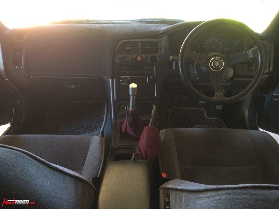 1995 Nissan Skyline R33 Gts T 4 Door Factory Turbo Manual
